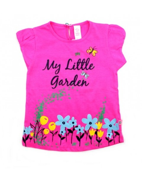 Baby Club Little Garden Girls Tshirt