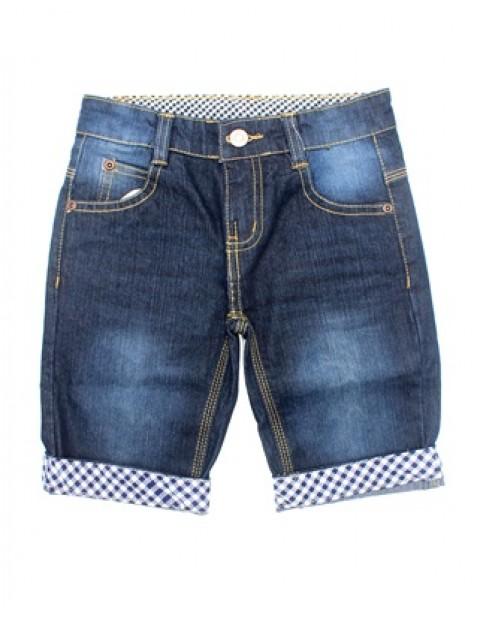 Gap Kids Turnup Check Shorts