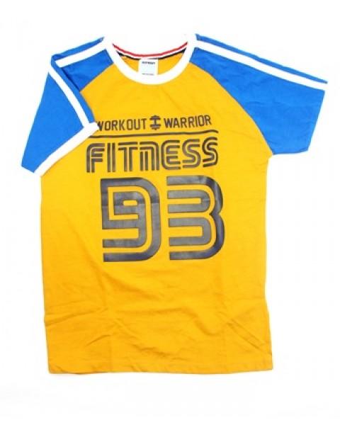 Old Navy Fitness Kids Tshirt-Yellow