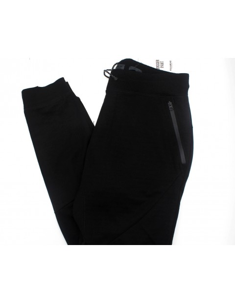 ZARAMAN PLAIN FITTED JOGGERS