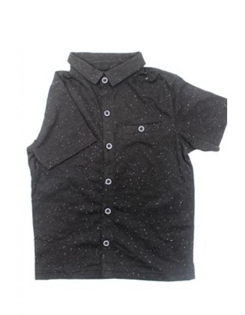 George PolkaDots Cotton Polo Shirt