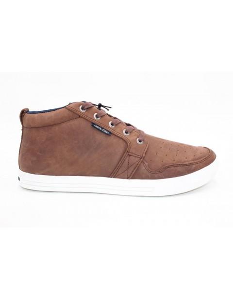 Jack & Jones Hightop Sneakers-Tan