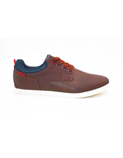 Jack & Jones Lowtop Sneakers-Dark Brown