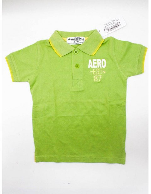 Aeropostale Kids Polo-Lemon