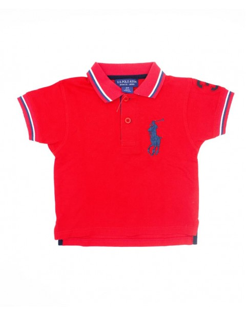 Kids US Polo Assn-Red