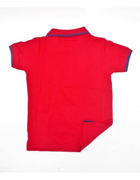 Aeropostale Kids Polo-Red