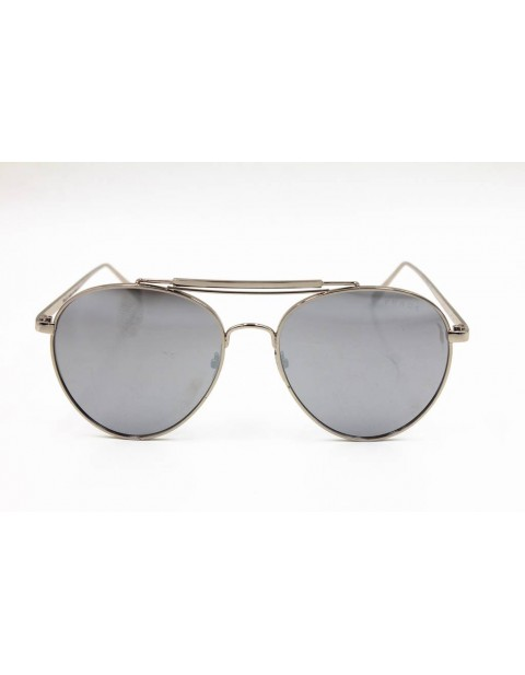 Prada Classic Sunglasses-Silver Frame