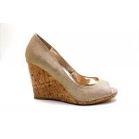 Dune Celia wedge Shoe