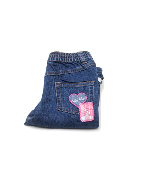 Baby Phat Female Kids Three Quarter Jeans