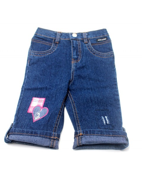 Baby Phat Female Kids Three Quarter Jeans