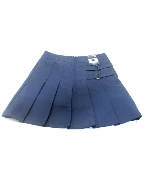 French Toast Female Kids skirt-Navy Blue