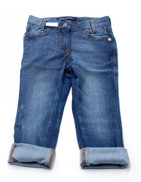 Original Marines Turn Up Female Kids Jeans