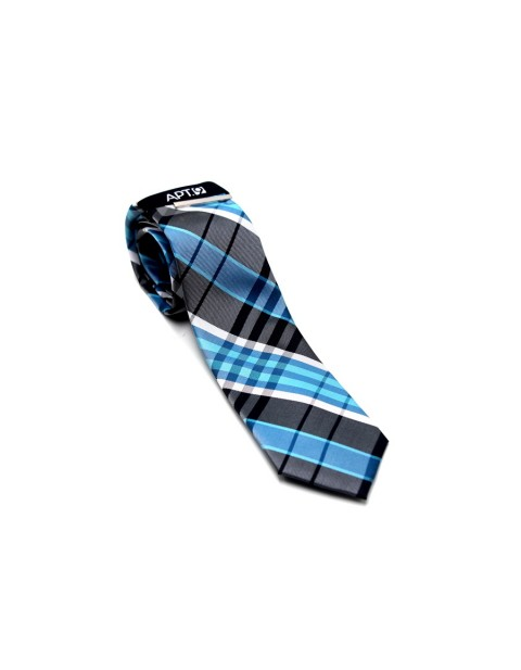 Apt 9 Men's Classic Polyester Tie in Check