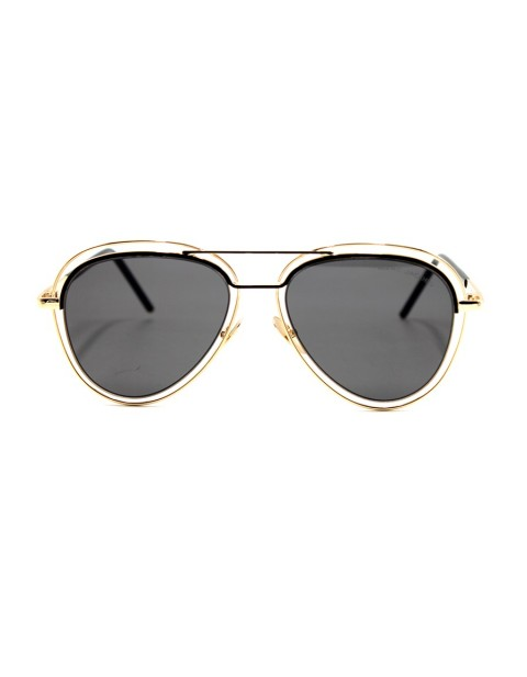 Marc Jacobs Classic Eyewear In Gold Frame