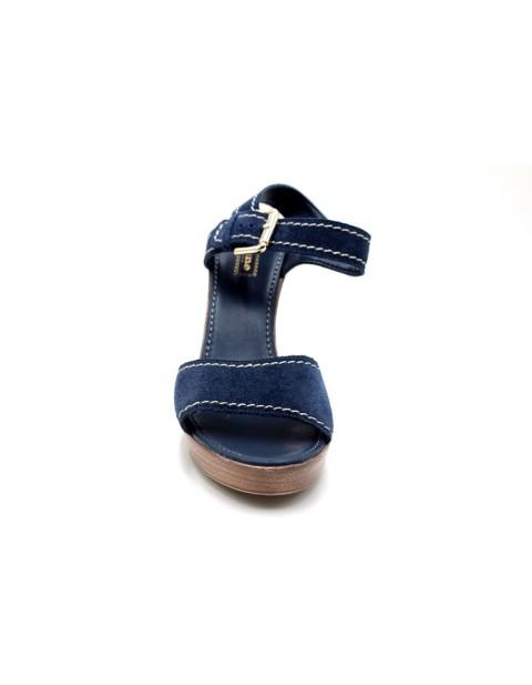 Dune Kamella Peep toe Wedge sandals