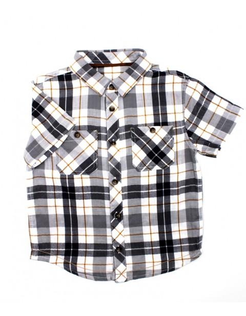 Matalan Double Breast Shortsleeve Shirt