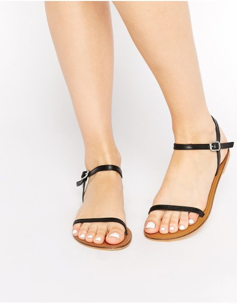 Fated Leather Sandals