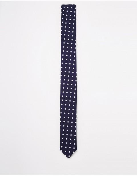 Reclaimed Vintage Polkadot Tie
