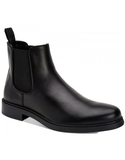 Calvin Klein Men's Leather Fenwick Casual Boot