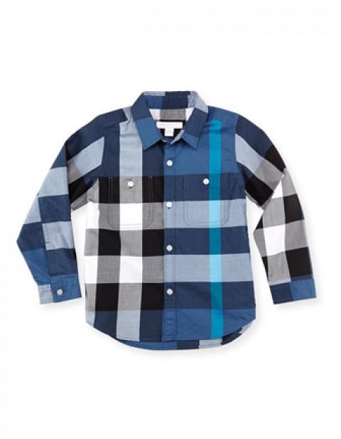 burgz pocket ls shirt