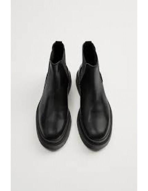 ZARA THICK SOLED ANKLE BOOT