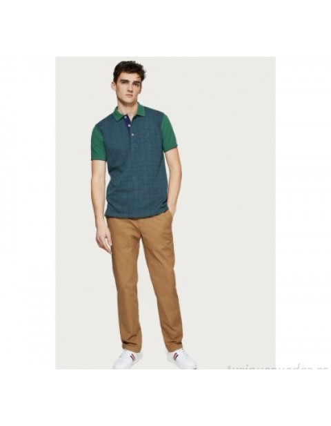 PURIFICACION POLO COMBINED POLE GREEN / BLUE