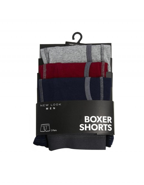 3 Pack Trunks in Marl