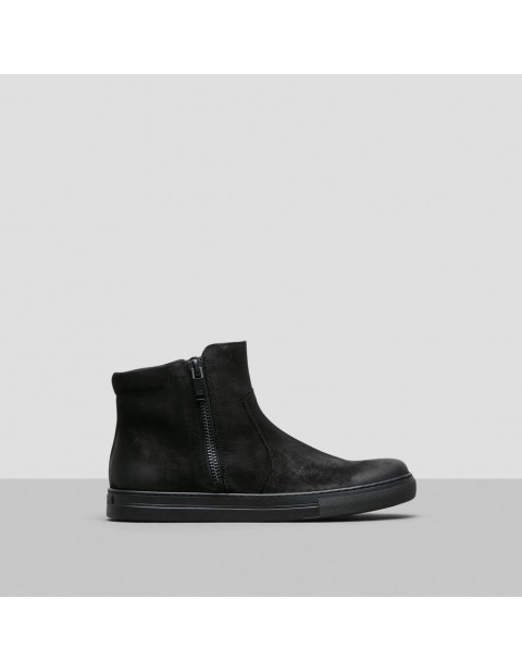 KENNETH COLE DOUBLE THIS SLIP-ON SNEAKER