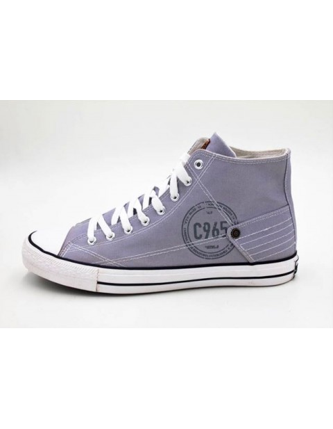 Carrera Jeans Hightop Sneakers-Grey