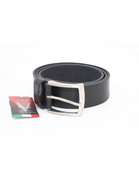 Valentina Leather Belt-Black