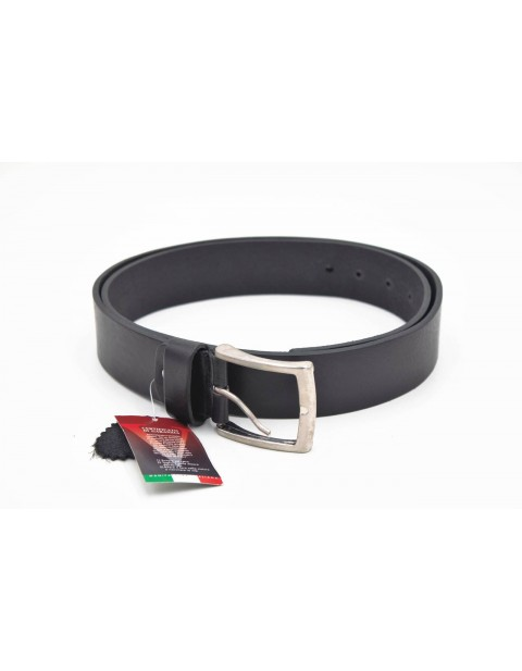 Valentina Leather Belt-Black