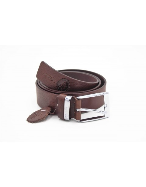 Valentina Leather Belt-Brown
