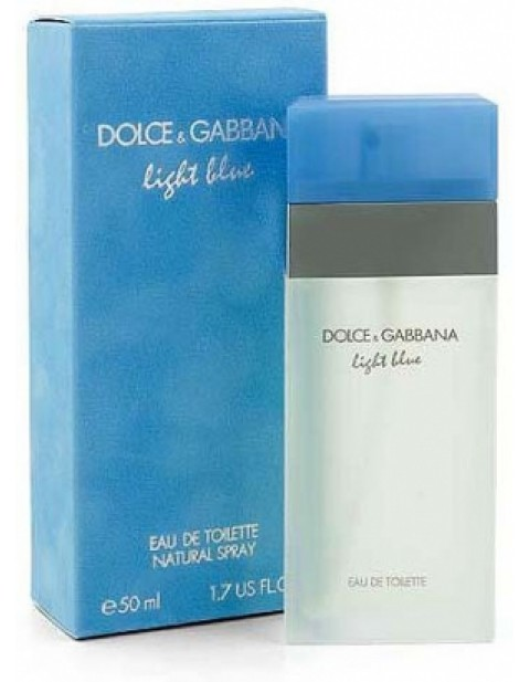 D&G Light Blue Dolce&Gabbana for women