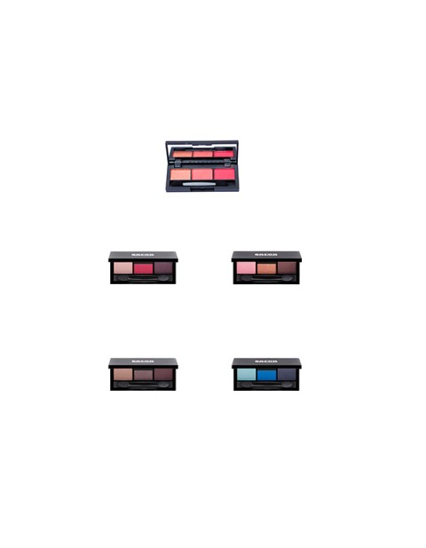 Zaron Trio Eyeshadow