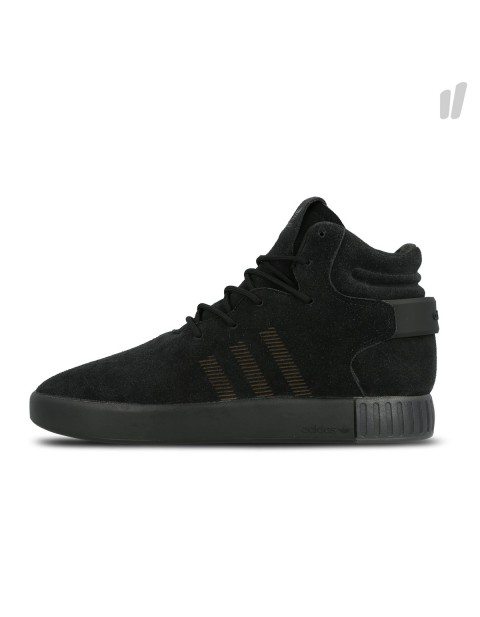 Adidas Originals Tubular Invader Black Shoe