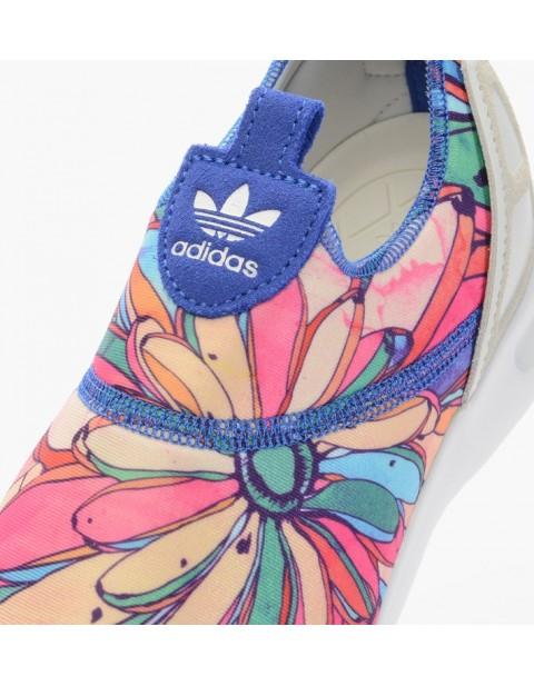 adidas zx flux adv smooth slip on