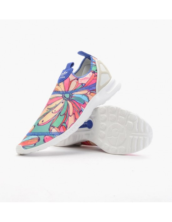 size 40 91ab8 a183e ADIDAS|-adidas zx flux adv smooth slip on-|Baffs HQ Boutique ...