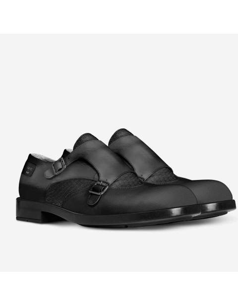 BAFFS HQ TRADITIONAL MONK STRAP SHOE