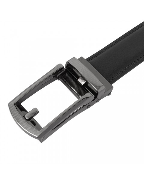 EXACT FIT MEN'S BELT  WITH TRACK-LOCK SYSTEM