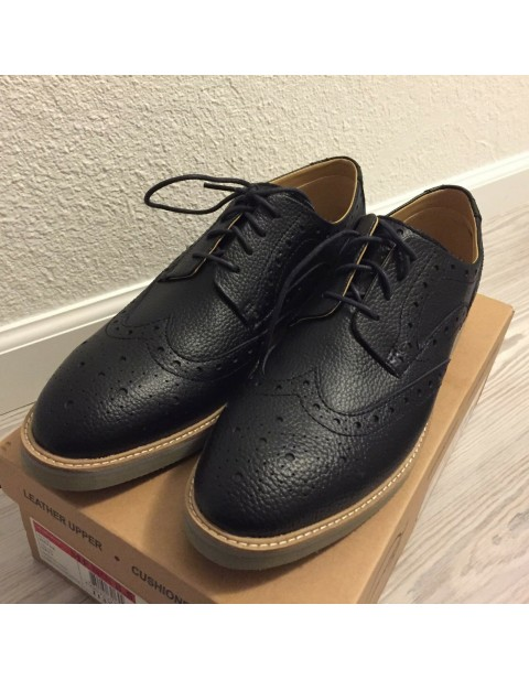 LEATHER UPPER WEATHERPROOF VINTAGE SHOE