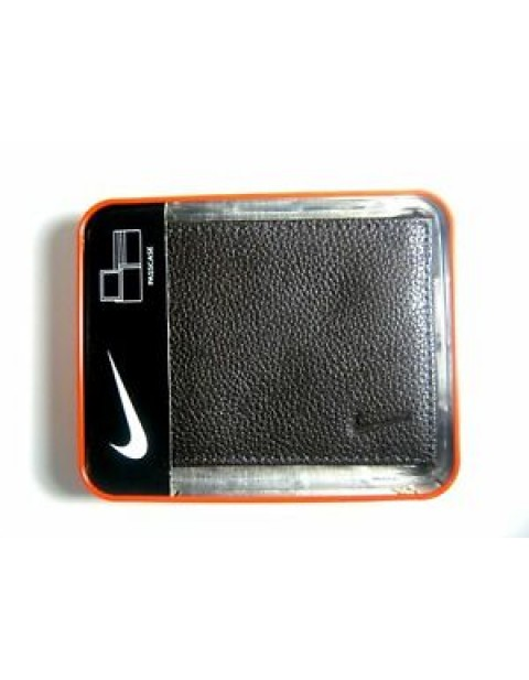 NIKE LEATHER WALLET WITH CASE