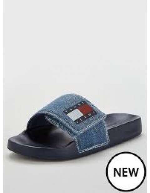 TOMMY JEANS DENIM SLIDE