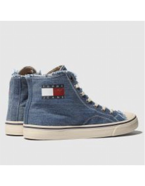 TOMMY JEANS HIGH TOP SNEAKER