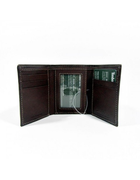 TIMBERLAND TRIFOLD WALLET GENUINE LEATHER