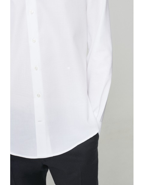 PURIFICACION-GARCIA WHITE LONG SLEEVE