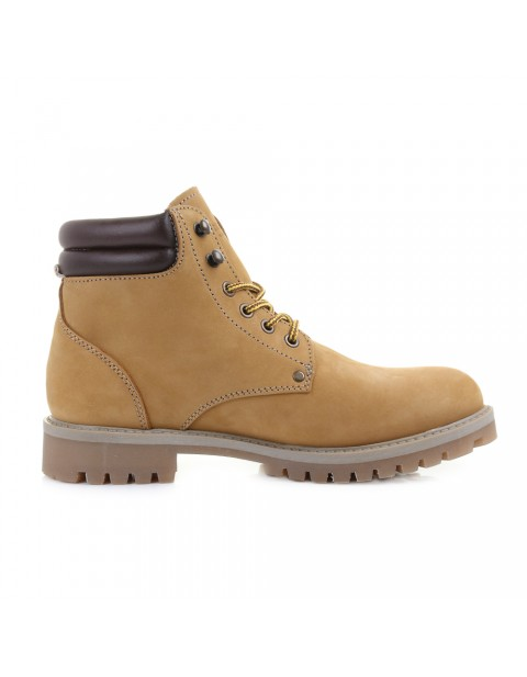 jack and jones nubuck light brown stone