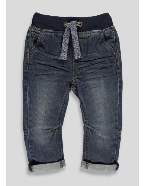 Matalan Boys Ribbed Waist Jeans