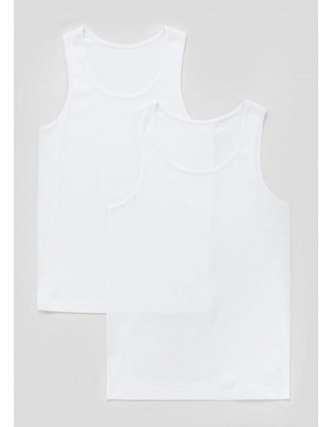 matalan two Pack Rib Vest