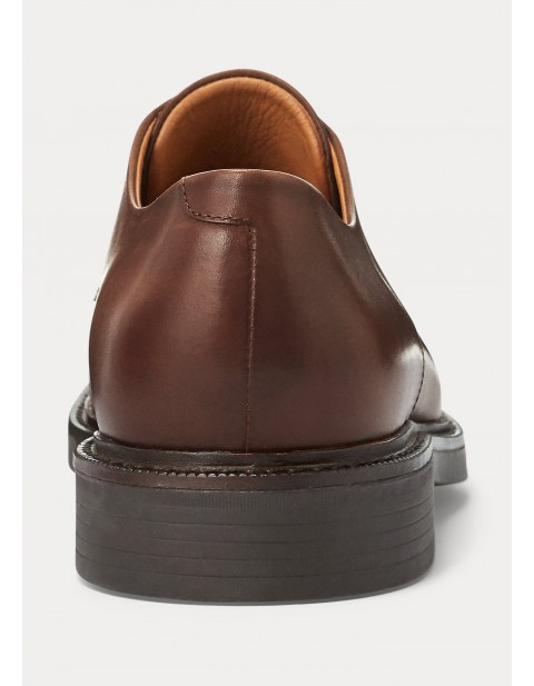 Polo Ralph Lauren  Asher Leather Cap Toe Shoe